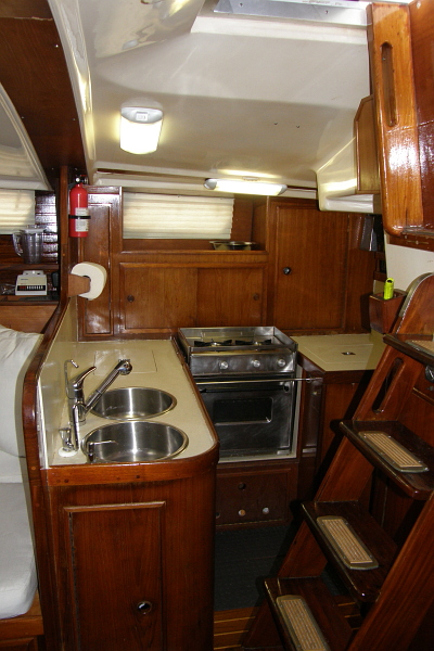 Sailboats For Sale 1983 Wauquiez Amphitrite 43 Ketch