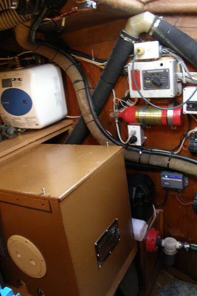Sailboats For Sale 1983 Wauquiez Amphitrite 43 Ketch